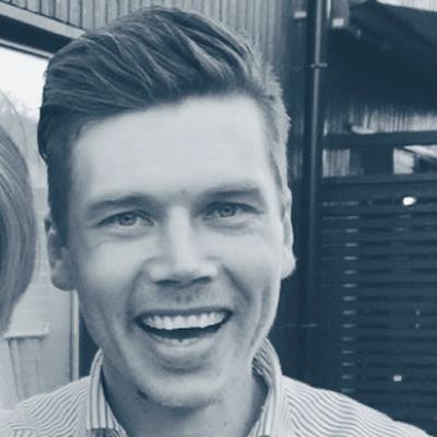 Daglig leder og designer i Vasser AS, Stig Taftø.